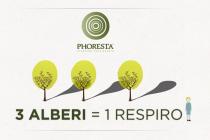 Sabato 7 dicembre, ore 17.00. Un confronto sui temi della sostenibilità, Phoresta Onlus.