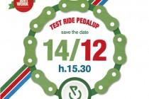 Test Ride di Pedalup, App social per smartphone. Porta una bici e uno smartphone!