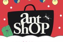 ANTSHOP Xmas Edition Il negozio di produzioni creative del progetto AntWork per i regali di Natale più [...]