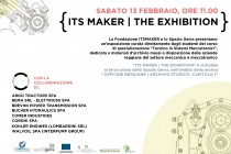ITS MAKER | THE EXHIBITION 13 -28 Febbraio terzo piano di Spazio Gerra  Nell'ambito delle iniziative organizzate in [...]