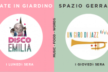 L'ESTATE IN GIARDINO è A SPAZIO GERRA dal 20 giugno al 25 luglio 2016  DISCO EMILIA [...]