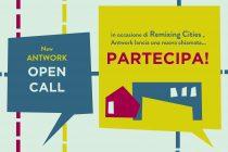 Nell'ambito di Remixing Cities – II Edizione, Antwork promuove una doppia call dedicata a designer, [...]