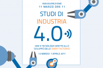 Sabato 11 Marzo alle ore 11 inaugura a Spazio Gerra STUDI DI INDUSTRIA 4.0 Un'esposizione promossa dalla [...]