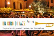 Dal 29 Giugno per quattro giovedì ritorna a Spazio Gerra, nella suggestiva Piazzetta degli Orti [...]